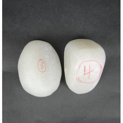 重150g 新疆和田玉黄皮 籽玉
