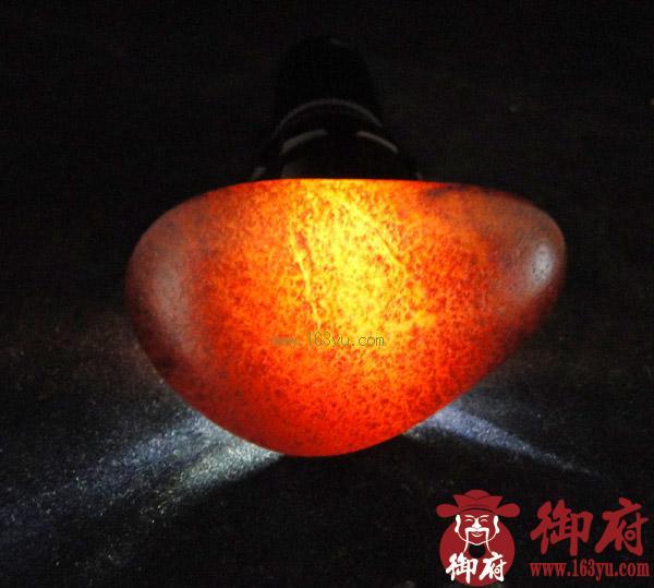重66.9克 新疆和田玉黄玉籽料(实价)