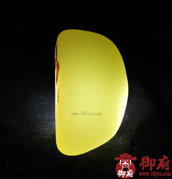 重129克 新疆和田玉枣红皮白玉籽料(实价)