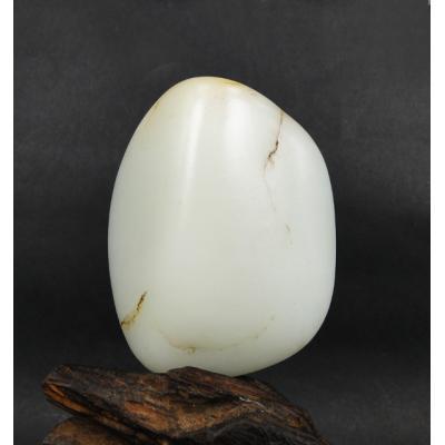 重272克 新疆和田玉黄皮白玉籽料(实价)