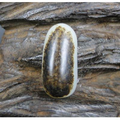 重7克 新疆和田玉褐皮白玉籽玉 原石