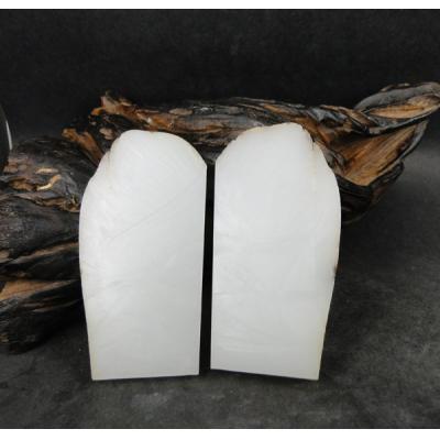 重241克 新疆和田玉秋梨皮一级白玉 籽玉(实价)