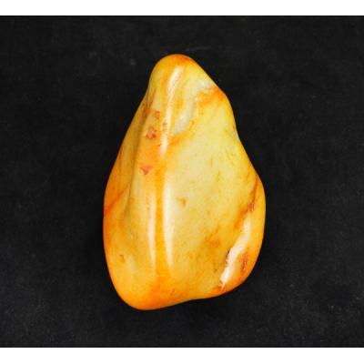 重1457克 新疆和田玉洒金皮白玉籽玉 原石