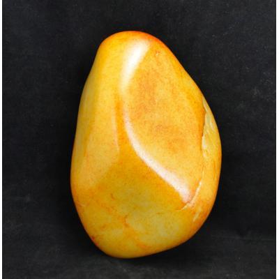 重3295克 新疆和田玉洒金皮白玉籽玉 原石