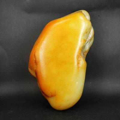 重4038克 新疆和田玉秋梨皮白玉籽玉 原石(实价)