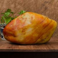 新疆和田玉红皮白玉籽玉原石 29.1公斤